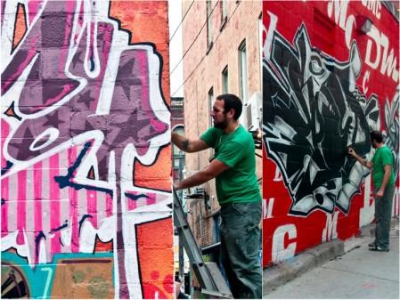 When Pigs Fry Urban Adventures Toronto Graffiti Alley