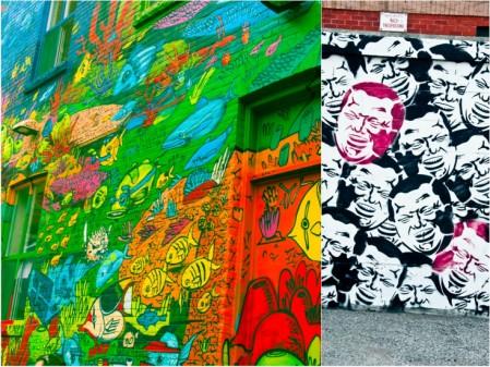 When Pigs Fry Urban Adventures Toronto Graffiti Alley2