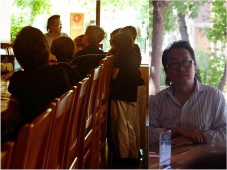 Sang Kim Yakitori Bar Toronto by Mardi Michels eatlivetravelwrite.com