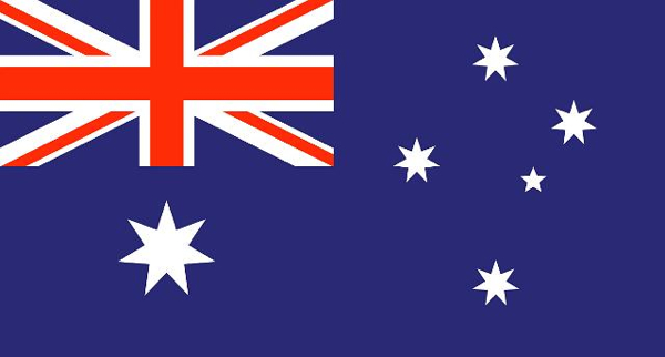 Australian Flag from http://freeaussiestock.com/free/Australiana/slides/australian_flag.htm