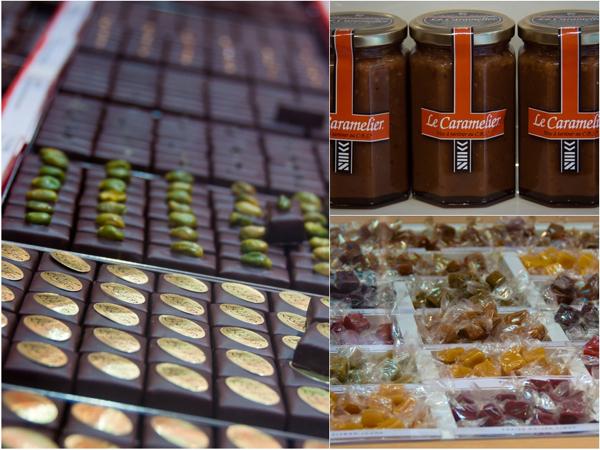 At Henri LeRoux in Paris on eatlivetravelwrite.com