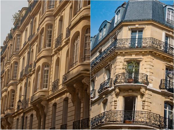 Buildings in Paris 7th arrondissement on eatlivetravelwrite.com
