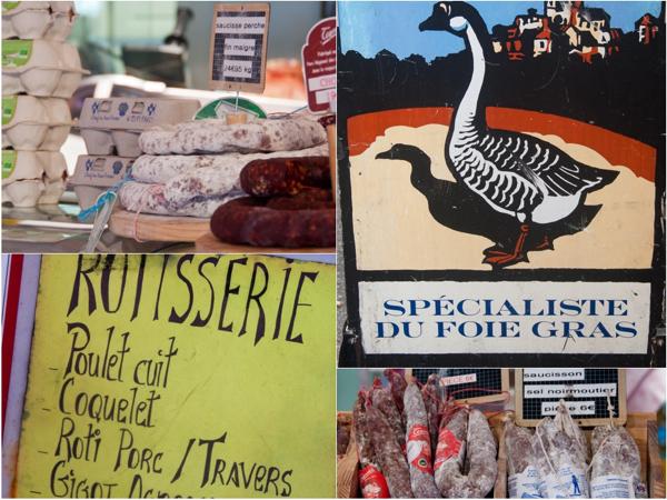 Charcuterie and foie gras in Paris on eatlivetravelwrite.com