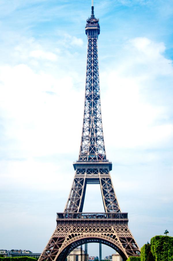 Eiffel Tower-Tour Eiffel on eatlivetravelwrite.com