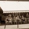 Cafe in Paris on eatlivetravelwrite.com