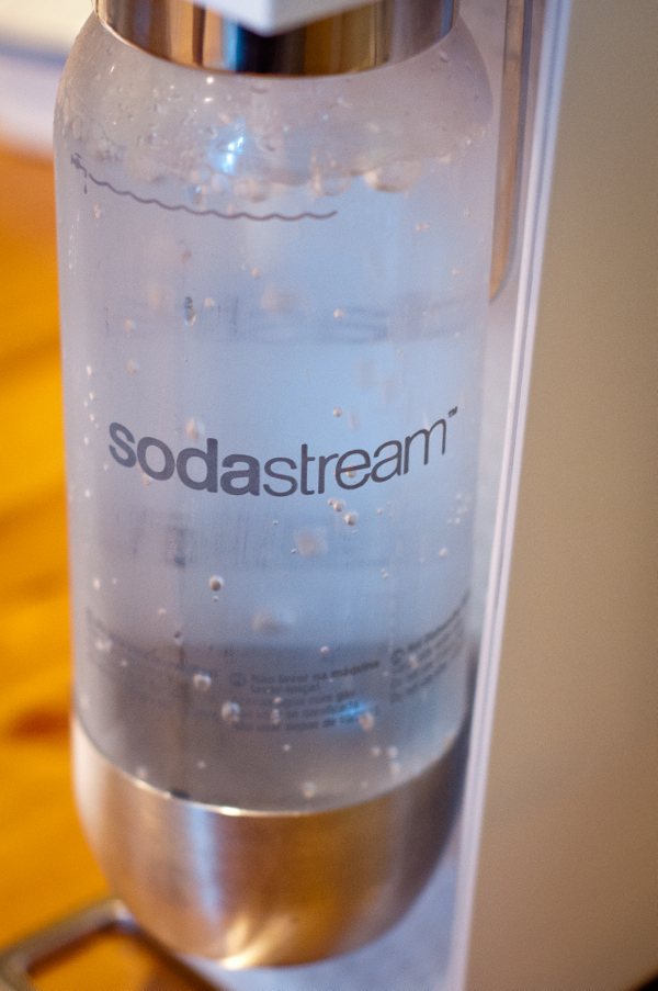 SodaStream Surce on eatlivetravelwrite.com