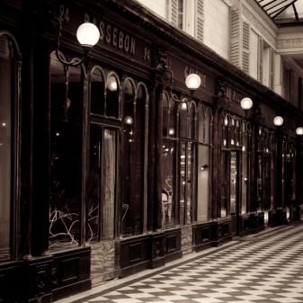Passage Vero Dodat Paris on eatlivetravelwrite.com