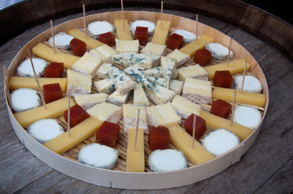 Cheese tasting in Paris on eatlivetravelwrite.com