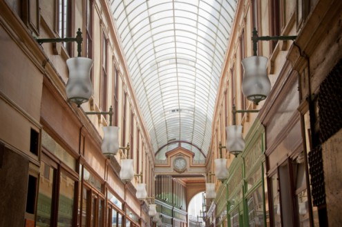 Passage Couvert in Paris on eatlivetravelwrite.com