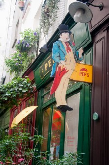 Peps in Paris on eatlivetravelwrite.com