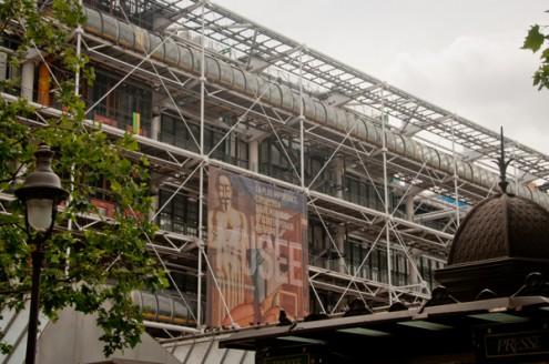 Centre Pompidou Beaubourg on eatlivetravelwrite.com