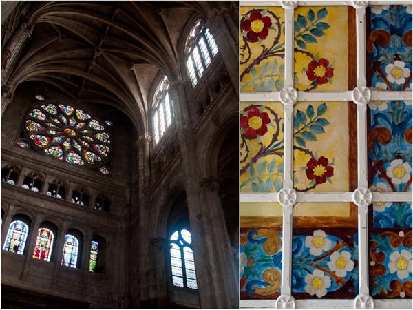 Eglise St Eustache on eatlivetravelwrite.com