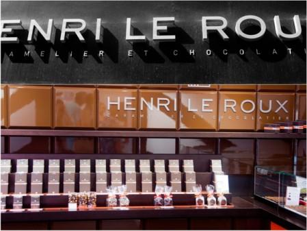 Henri Le Roux Paris on eatlivetravelwrite.com