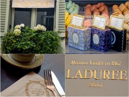 Laduree Paris on eatlivetravelwrite.com