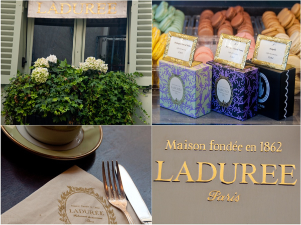 Laduree Paris on eatlivetravelwrite.com