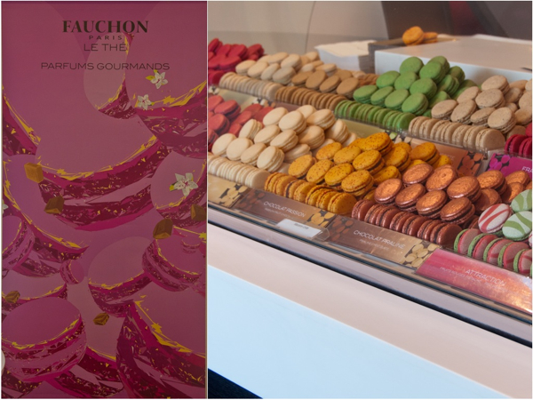 Macarons at Fauchon on eatlivetravelwrite.com