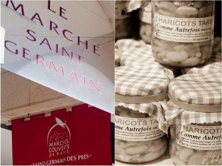 Marche St Germain on eatlivetravelwrite.com