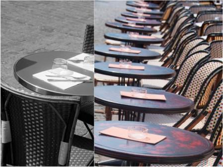 Paris Cafes on eatlivetravelwrite.com