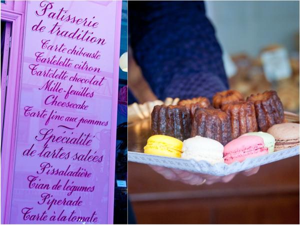 Patisserie tasting plate on Localers food tour on eatlivetravelwrite.com