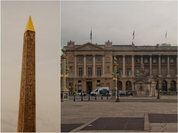Place de la Concorde on eatlivetravelwrite.com
