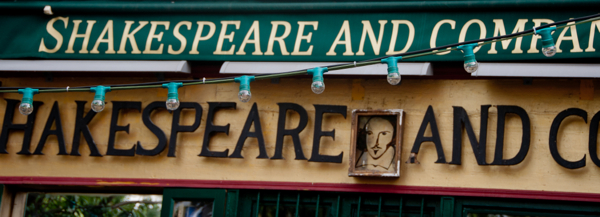 Shakespeare and Co in Paris on eatlivetravelwrite.com