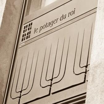 Le Potager du Roi with La Cuisine Paris