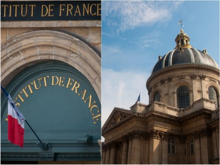 Institut de France on eatlivetravelwrite.com