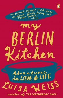 My Berlin Kitchen paperback cover