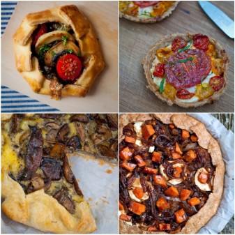 galettes and tarts on eatlivetravelwrite.com