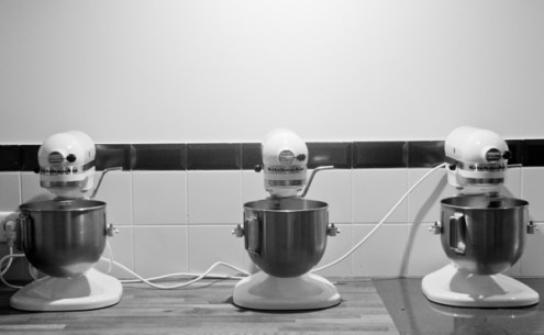 KitchenAid Stand Mixers on eatlivetravelwrite.com