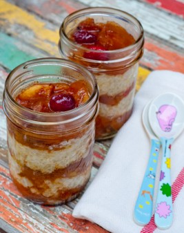 Rice Pudding and Caramel Apples from Around my French Table on eatlivetravelwrite.com