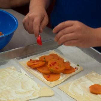 Ottolenghi sweet potato galette on eatlivetravelwrite.com