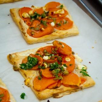 Ottolenghi sweet potato galette baked on eatlivetravelwrite.com