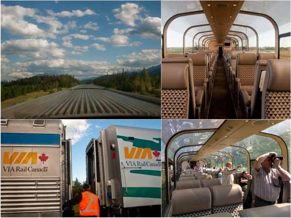 Panorama car being added to VIA Rail Canadian on eatlivetravelwrite.com