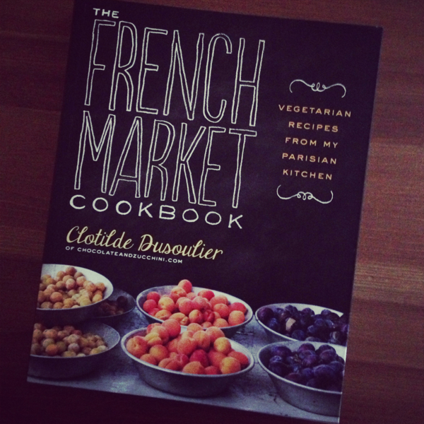 The French Market Cookbook cover