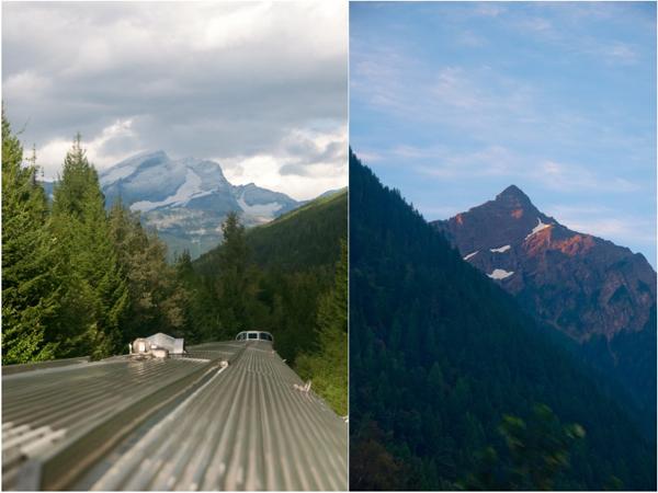 The Rockies aboard VIA Rail Canadian on eatlivetravelwrite.com