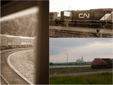 Views from VIA Rail Canadian on eatlivetravelwrite.com