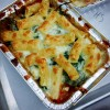 Stefano Faita's Spinach and Ricotta Lazy Lasagna on eatlivetravelwrite.com