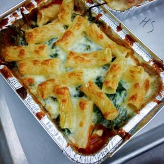 Stefano Faita's Spinach and Ricotta Lazy Lasagna on eatlivetravelwrite.com
