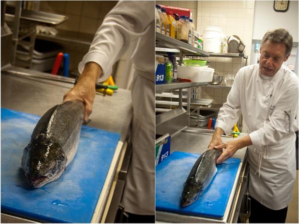 Chef James Stewart at The National Club on eatlivetravelwrite.com
