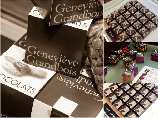 Chocolat Geneviève Grandbois on eatlivetravelwrite.com