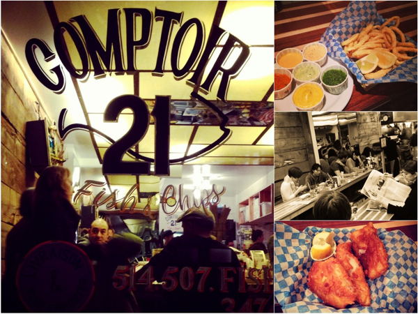Comptoir 21 Mile End on eatlivetravelwrite.com