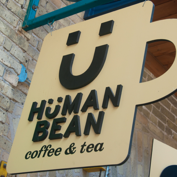 Human Bean Coffee and Tea Winnipeg on eatlivetravelwrite.com