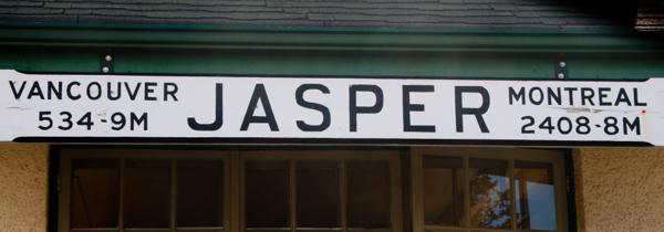 Jasper train station on eatlivetravelwrite.com