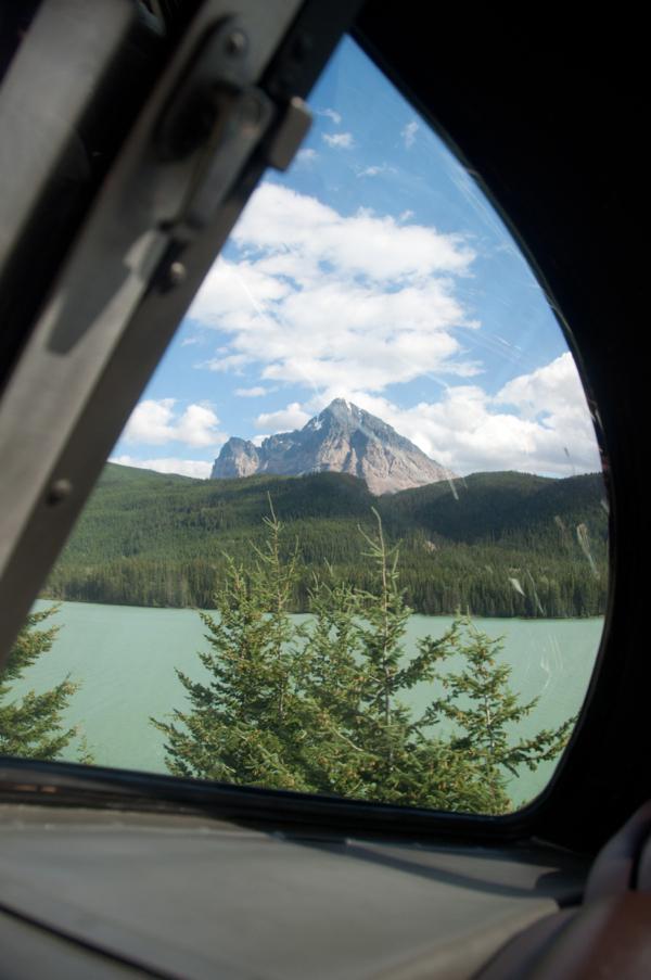 Scenery near Jasper on eatlivetravelwrite.com