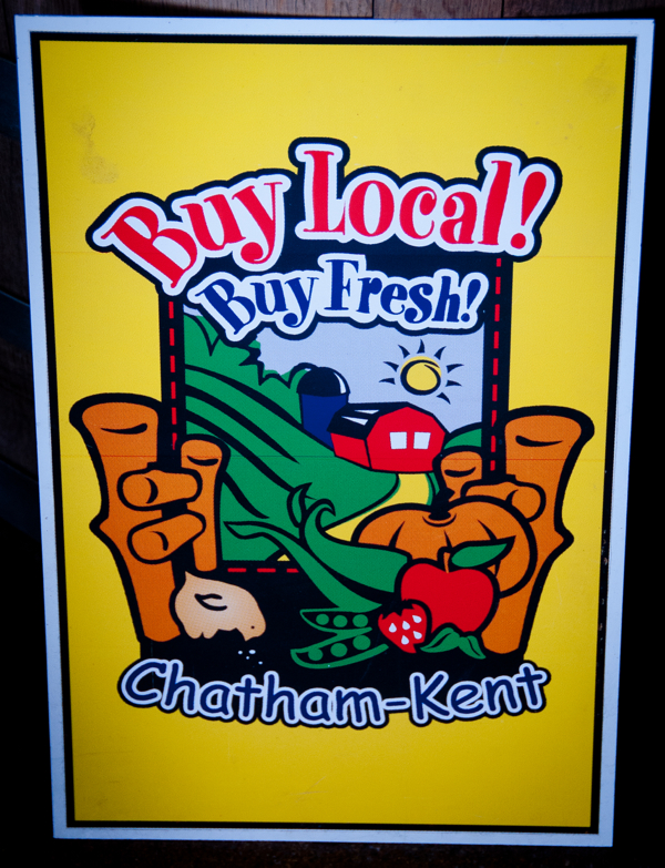 Buy Local Buy Fresh Chatham Kent on eatlivetravelwrite.com