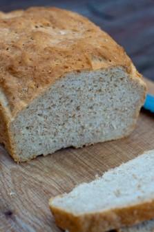 Bread made in the Bellini Kitchen Master on eatlivetravelwrite.com
