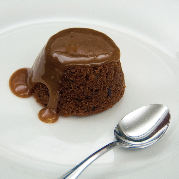 Sticky toffee date pudding on eatlivetravelwrite.com