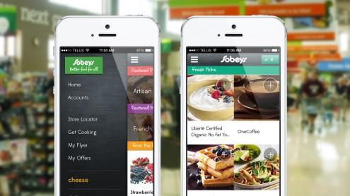 Sobeys mobile app
