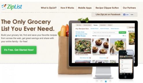 What is Ziplist on eatlivetravelwrite.com